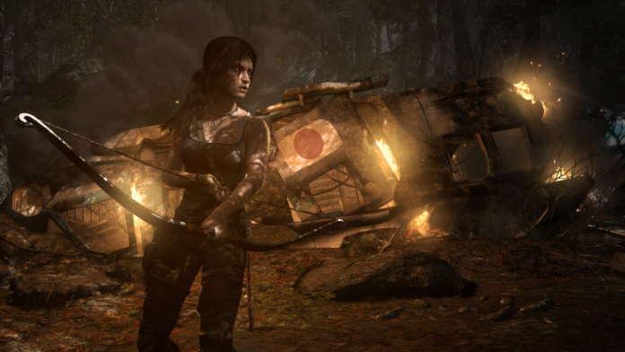 Tomb Raider 2013 Bow