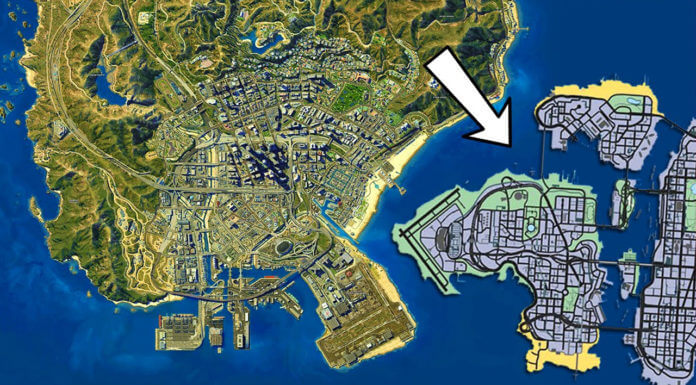 Grand Theft Auto V Liberty City