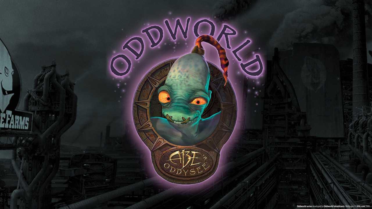 Oddworld: Abe's Oddysee Tamamen Ücretsiz Oldu!