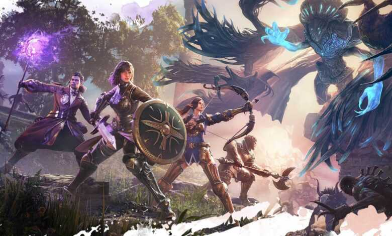 Bless Unleashed Steam'de Yerini Alıyor!