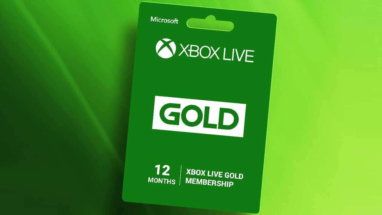 12 Aylık Xbox Live Gold Aboneliği kaldırıldı