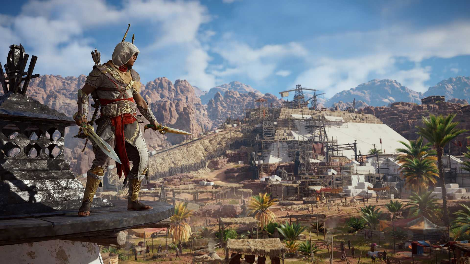 Assassin's Creed Origins Türkçe Yama