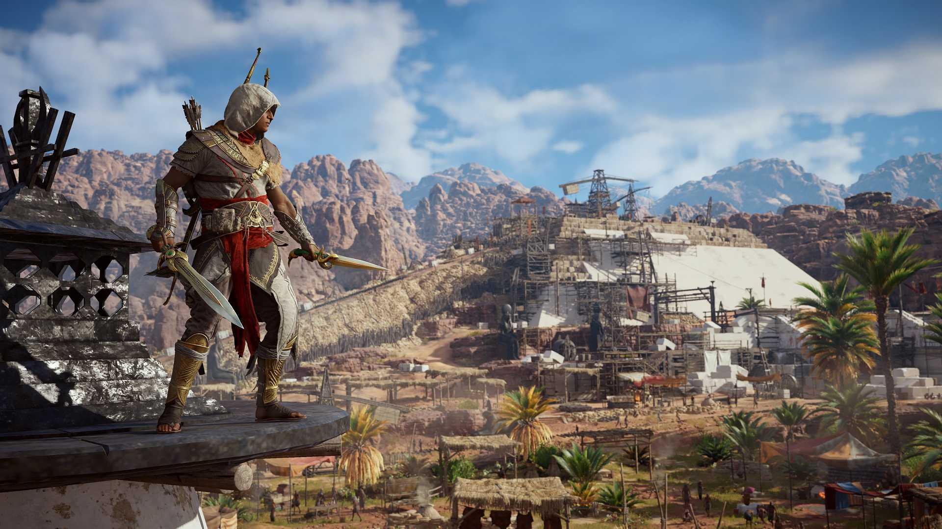 Assassin's Creed Origins Türkçe Yama
