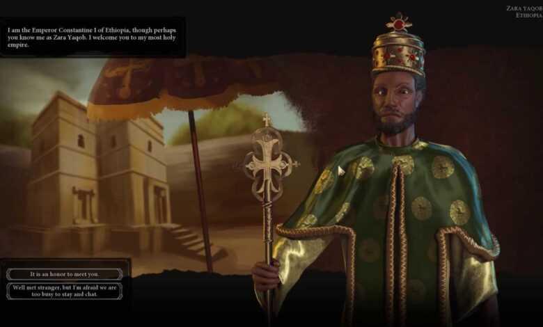 Civilization VI: Ethiopia 23 Temmuz'da Yayınlanacak