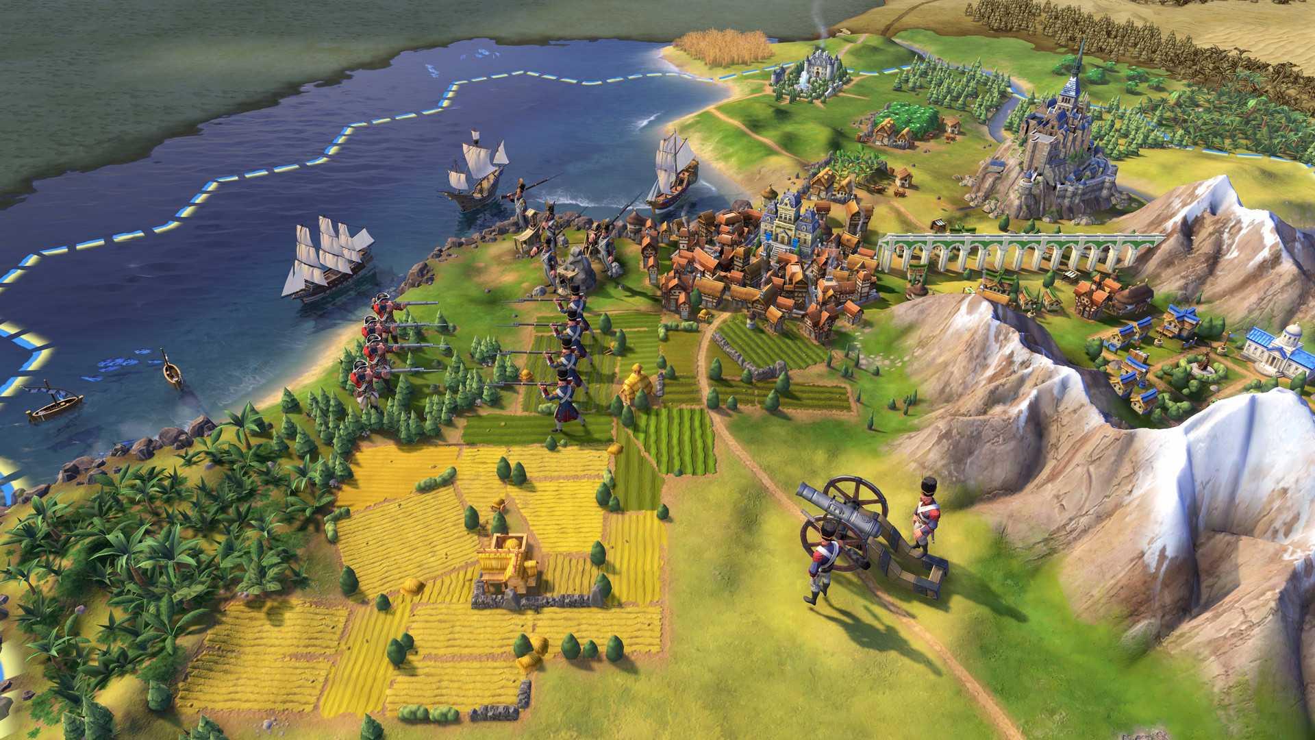 Civilization VI Hileleri