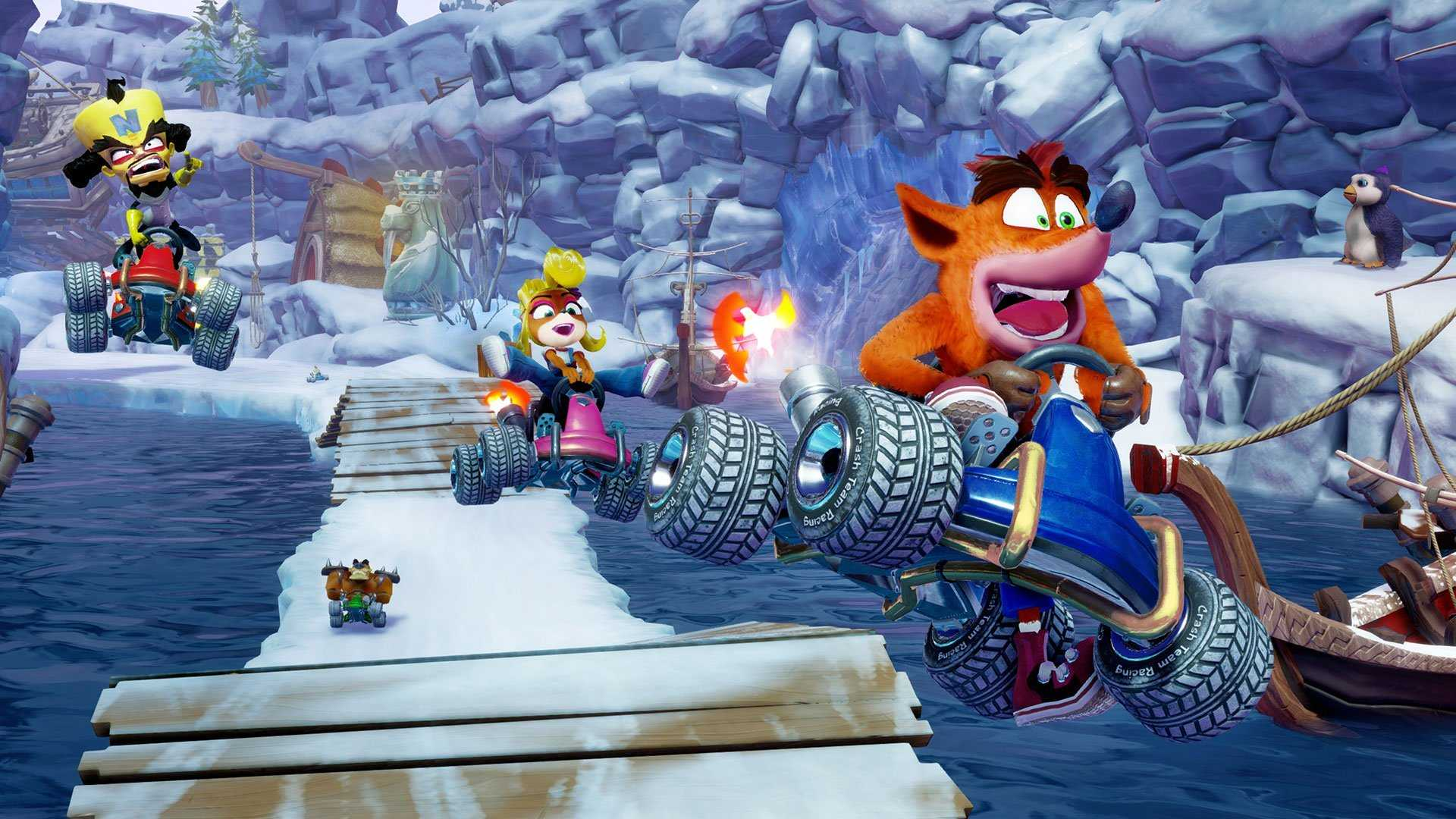 Crash Team Racing Nitro-Fueled Hileleri