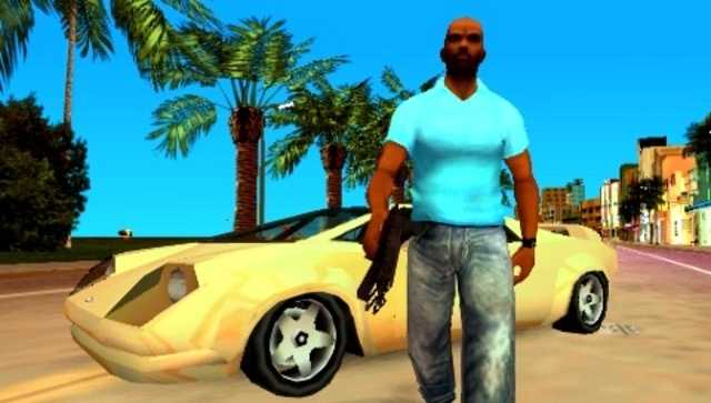 Gta vice city tomy