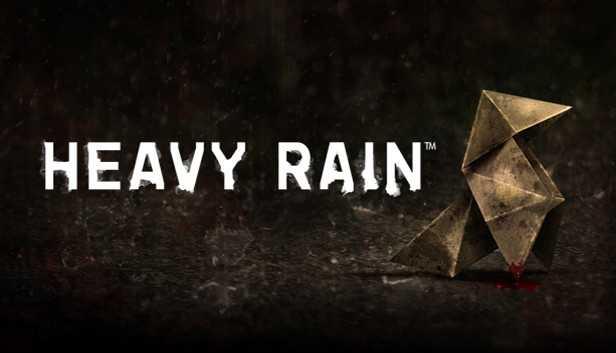 Heavy Rain Türkçe Yama