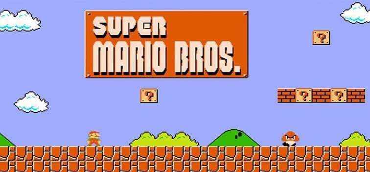 Super Mario Bros Rekor Fiyata Satıldı