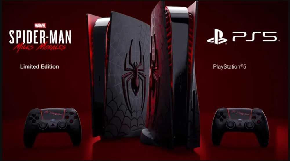 PlayStation 5 Spider-Man Miles Morales