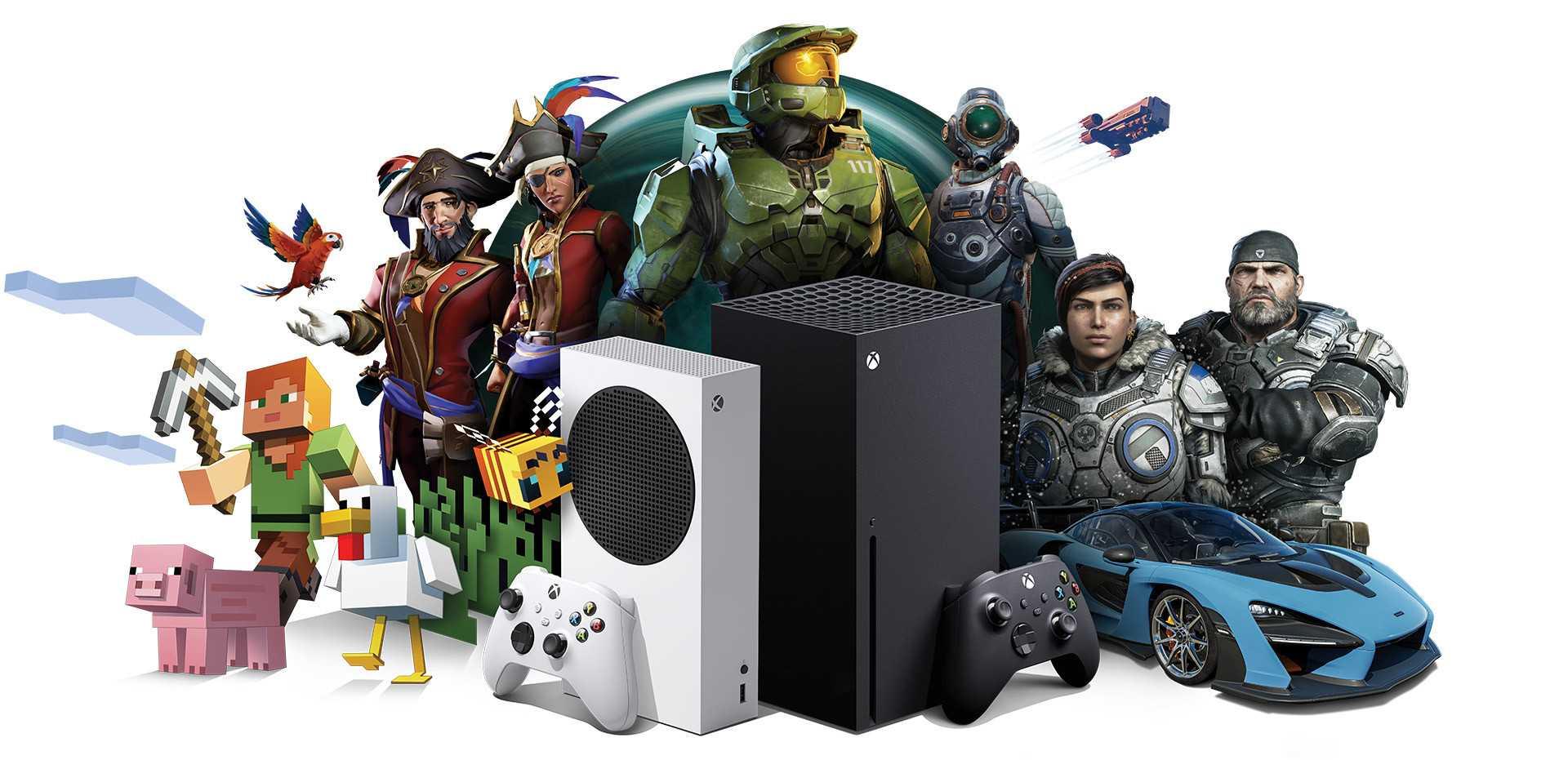 Xbox Series X ve S
