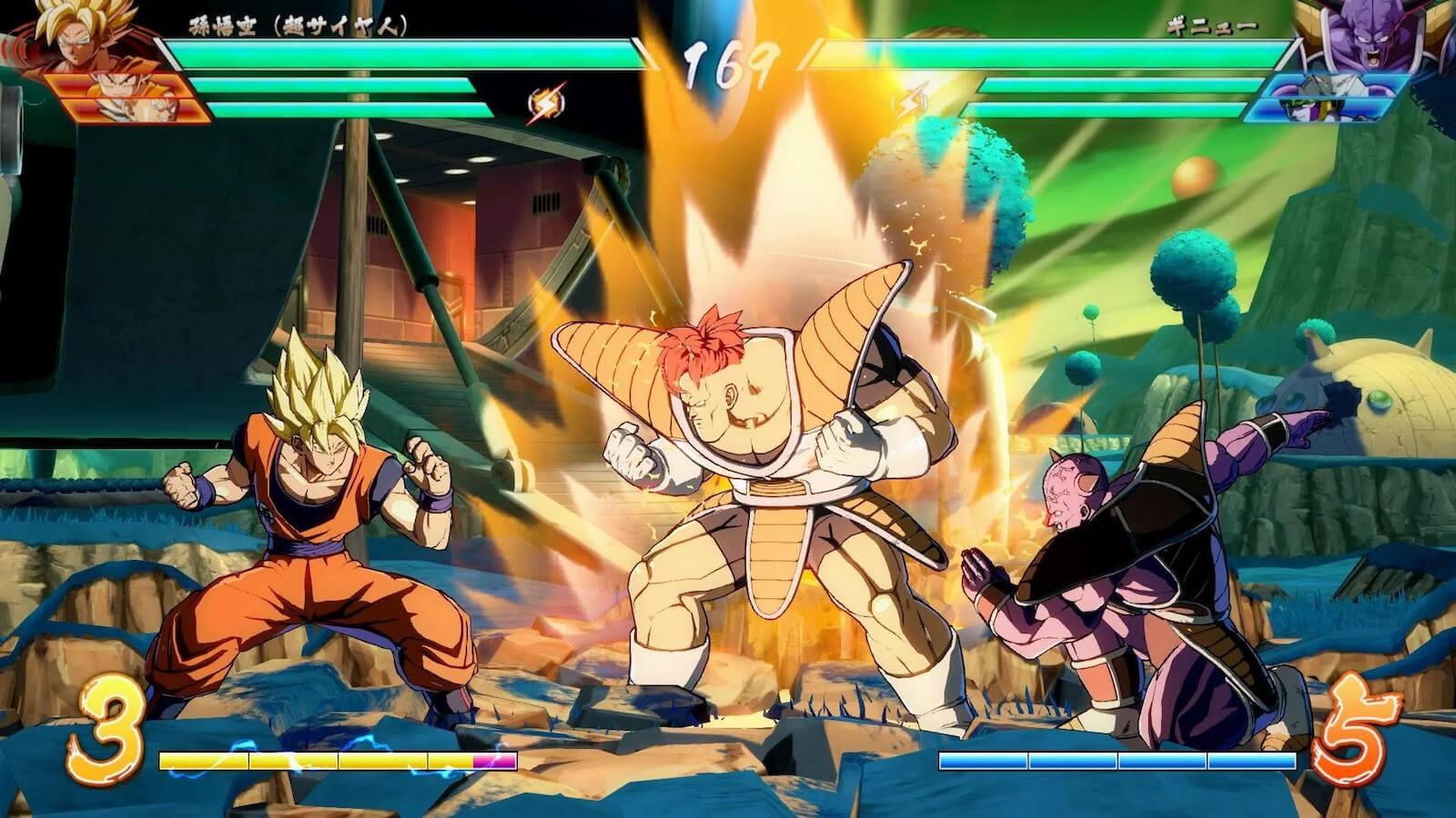 Dragon Ball FighterZ sistem gereksinimi
