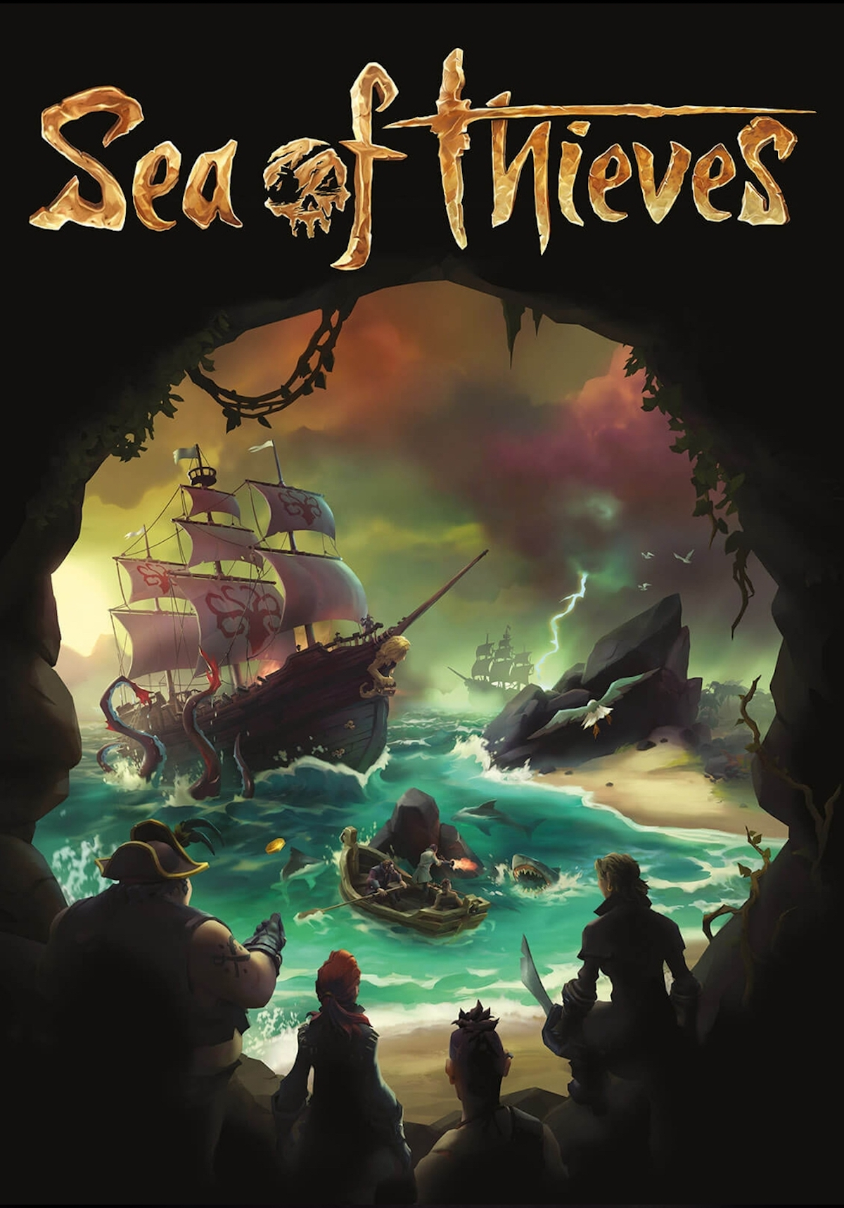 Sea of Thieves kaç gb ram