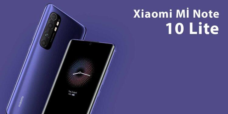 Xiaomi Mi Note 10 Lite 6 - En İyi Oyun Telefonları