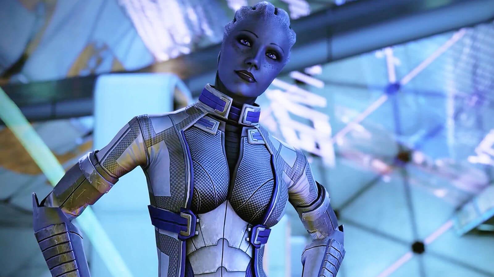 Mass Effect Legendary Edition kaç GB ram