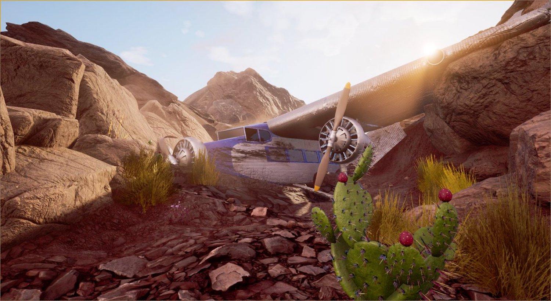 arid hayatta kalma oyunu