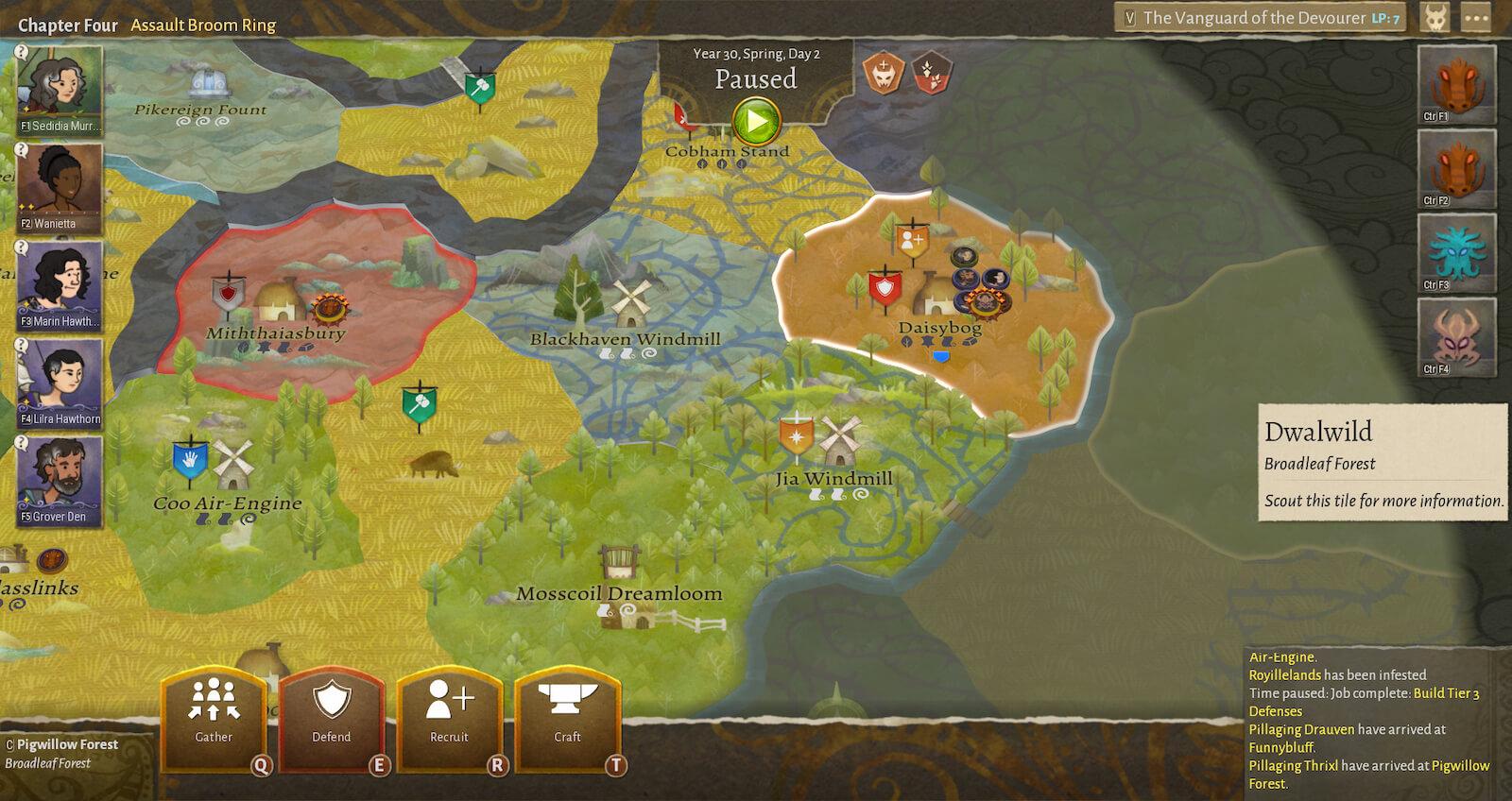 wildermyth konusu nasıl oynanır